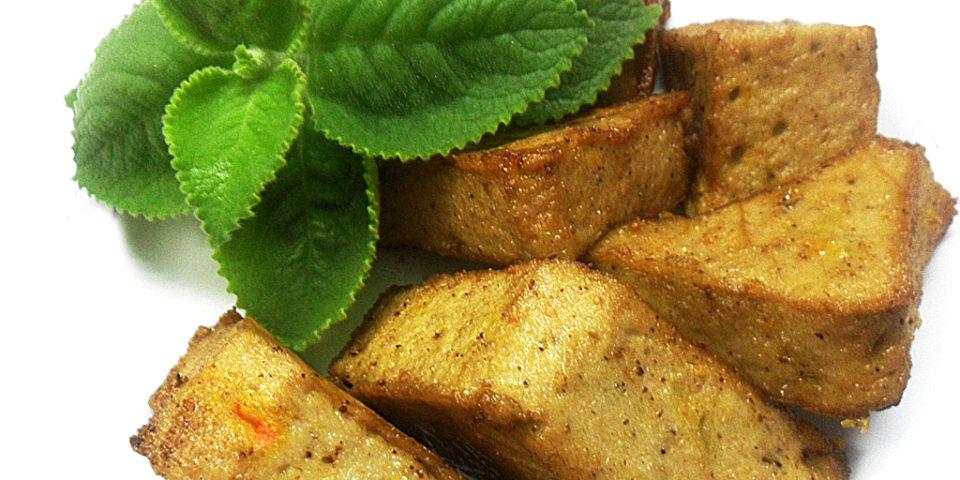 Tofu – Daditos de soja